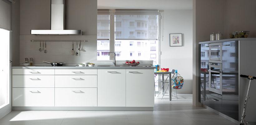 Cocinas maderas benayas s l l for Ver disenos de cocinas pequenas