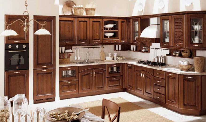 Cocinas maderas benayas s l l - Cocinas rusticas de madera ...