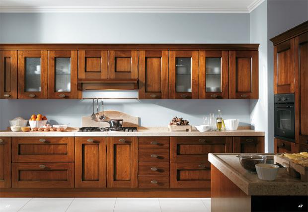 Cocinas maderas benayas s l l for Cocinas diferentes